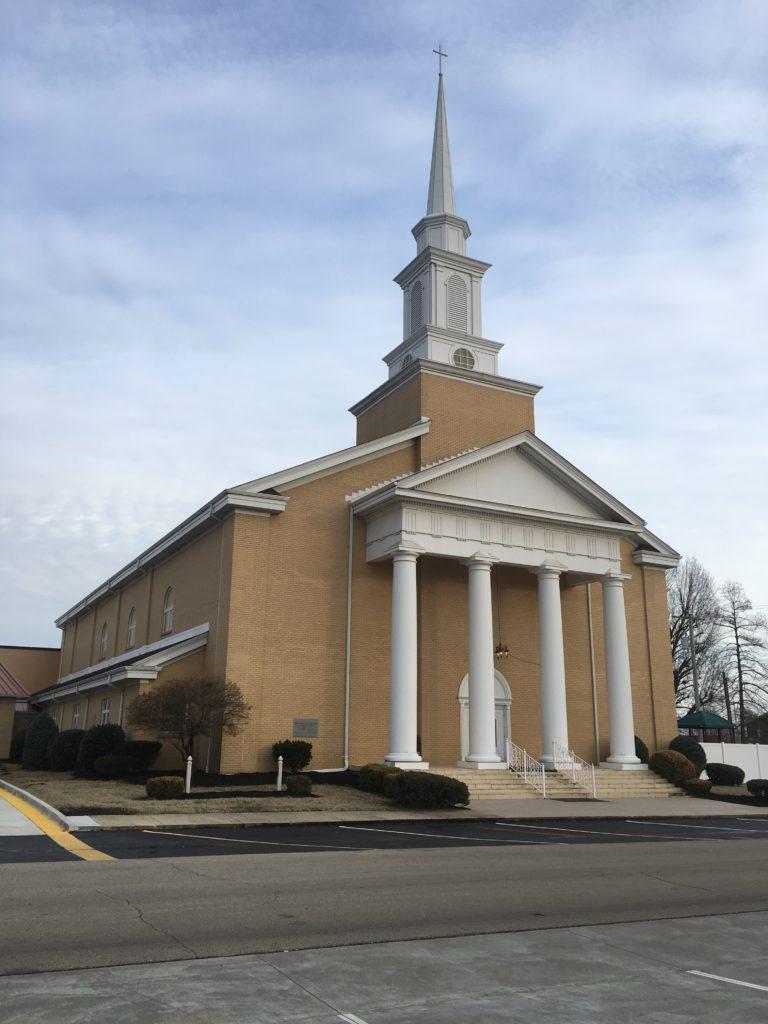 Church - Visit Dexter-Dexter, MO